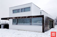 CASTOR FIBER architecture studio - Villa G+J Sint Pieters Leeuw