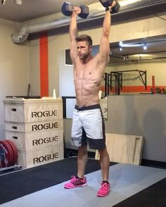 """973 Likes, 28 Comments - Andy Speer (@andyspeer) on Instagram: """"Total Body Dumbbell Circuit Do 4-5 rounds Minimal rest between exercises Rest 60-90 seconds…"""""""