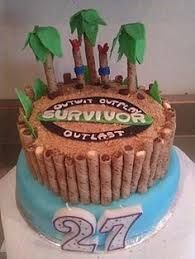 Image result for survivor birthday party