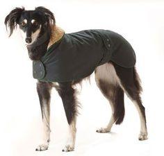 Greyhound Deluxe Dog coat rug purple polar fleece washable