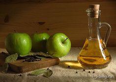 Секреты народной медицины: яблочный уксус.