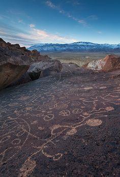 Colombia - Petroglifo, Sierra Nevada, de Santa Marta, Magdalena.