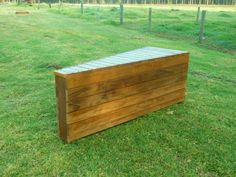 The Corner Jump Comes in 4 sizes Check out our website for our huge range or portable cross country horse jumps www.jumpcraft.com.au
