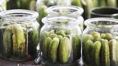 Expert canner Marisa McClellan helps a listener re-create her grandma's pickle recipe, and offers three tips on how to keep homemade pickles crisp by cutting off the ends and adding alum or a tannin.