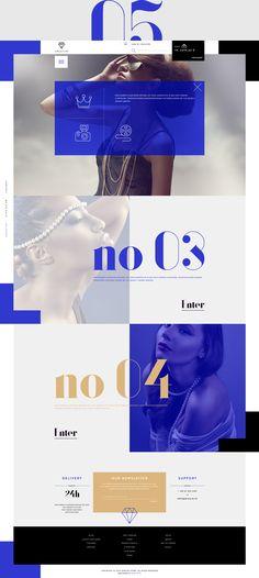 JewelryStore on Web Design Served