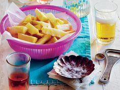 Mandioca Frita | Recetario Canariasgourmet!