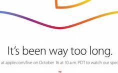 Keynote Ottobre: iPad Mini Retina 2 in arrivo