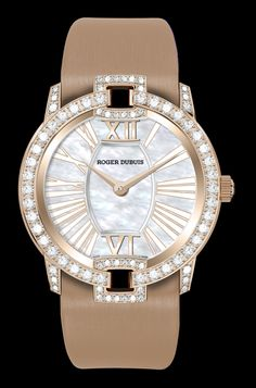Roger Dubuis Velvet - this is the one I want........