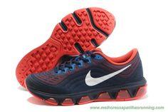 first rate 18e71 624b1 comprar tenis online Masculino 2015 Nike Air Max Tailwind 6 Escuro Azul    Vermelho 621225-