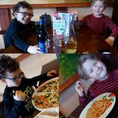 #pizza #pasta #lunch #decin #kids #mylife