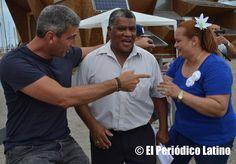 Celebración de las Fiestas Patrias de Honduras en Barcelona 2014