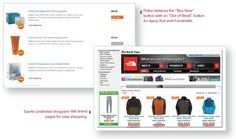 Engage Shoppers with Enhanced Site Search