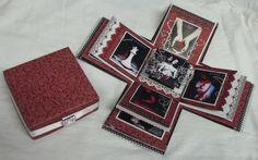 I made this Twilight Exploding Box - Scrapbook.com