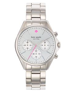 Stainless Seaport Chronograph Watch | Hudson's Bay
