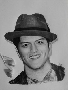 Final Artwork #Brunomars