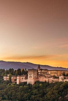 Alhambra Spain, Andalusia Spain, Madrid, Monuments, World Travel Guide, Islamic Architecture, Beautiful Places To Travel, Spain Travel, Best Vacations