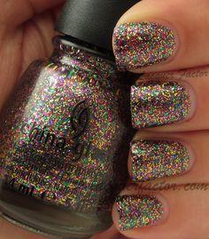 @China Glaze Glitter All The Way