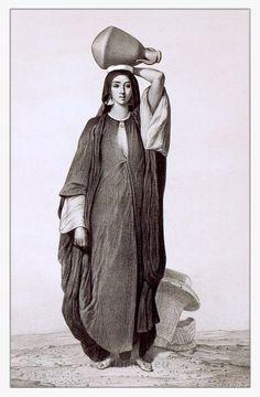 Egyptian historical clothing