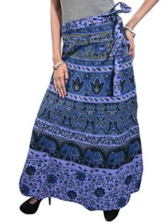 Purple Wrap Skirt Designer Cotton Indian Wrap Around Skirt Gift for Her Mogul Interior http://www.amazon.com/dp/B00R13I8FS/ref=cm_sw_r_pi_dp_powXub188T95Z