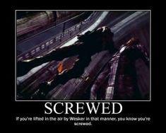 Screwed more like aroused