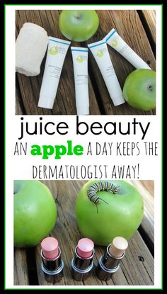 JUICE BEAUTY SKIN CARE AND MAKEUP REVIEW: Juice Beauty Blemish Clearing kit, Juice Beauty Green Apple Age Defy kit, Juice Beauty Stem Cellular kit and more!
