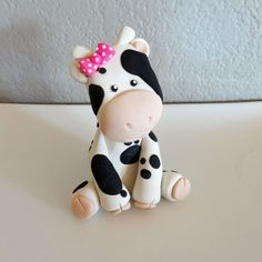 Custom Cow Cake Topper For Birthday - Cake Picture Ideas | Prayface.com
