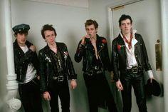 The Clash gira USA 1979