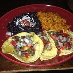 Carne Asada Street Tacos Plate--SOL Cocina Mexian Restaurant Newport Beach