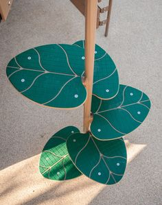 leaf playground climber, i love that green