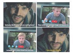 Merlin Quotes, Merlin Memes, Sherlock Quotes, Merlin And Arthur, King Arthur, Merlin Funny, Merlin Fandom, Merlin Colin Morgan, Merlin Cast