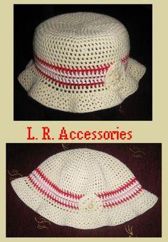 Crochet hat (Heklani šešir)