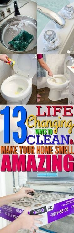 I'm so happy that I found these cleaning and smell hacks from this post! Cleaning my home and making my home smell good is so easy to do now! You have to try these hacks! #homecleaninghacks