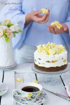 Esta tarta helada es realmente  una delicia, de todos es conocido que el limón y el jengibre marinan estupendamente. No se como ...