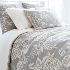 Pine Cone Hill Charlotte Linen Duvet Cover #laylagrayce
