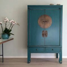 Chinese Bruidskast | Colours of the Orient - mooie kleur!