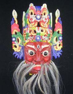 Wall Mask Decor Adorable Chinese Drama Home Wall Décor Opera Mask 100% Wood Craft Folk Art Design Ideas