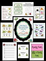 Teachers Notebook - Insect Pack