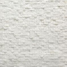 This Split Face Thassos Tile looks like sugar cubes. Would make a gorgeous backsplash in the right kitchen.