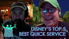 The Disney Spirits Podcast - Top 5 Best Quick Service Restaurants at WDW...