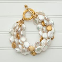 Pearly & Gold, two of my very favorites.