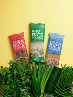 Lotus Foods is excited to bring Asia's most popular noodles to American kitchens, all gluten-free, and made with organic rice. #noodles #rice #glutenfree #organic
