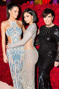 Kendall, Kylie, and Kris Kendall Jenner Estilo, Kendall E Kylie Jenner, Looks Kylie Jenner, Estilo Kardashian, Kardashian Family, Kylie Jenner Style, Kardashian Style, Kardashian Jenner, Jenner Sisters