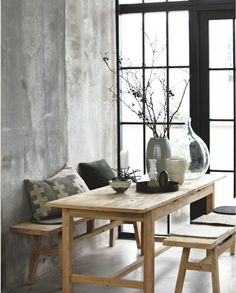 Moments: The novelties of House Doctor for Fall / Winter 2015 - Home Design & Interior Ideas Deco Design, Küchen Design, House Design, House Doctor, Scandinavian Living, Scandinavian Interior, Slow Design, Scandi Home, Turbulence Deco