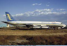 Photo Denver Ports Of Call Convair CV-990 Coronado N8258C