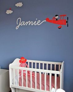 cute for a babies room ... not now though lol!