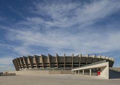 Mineirão Stadium renovation by BCMF Arquitetos - http://architectism.com/mineirao-stadium-renovation-by-bcmf-arquitetos/ - BCMF Arquitetos, Mineirão Stadium renovation, Mineirão Stadium renovation BCMF Arquitetos, Mineirão Stadium renovation Belo Horizonte