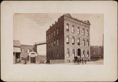 Museum of the City of New York - [Manhattan Hospital.]