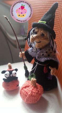 brujas ganchillo. Isobel
