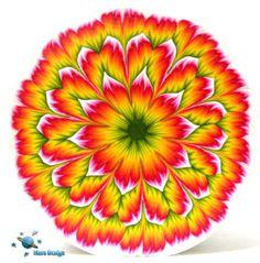 https://flic.kr/p/8fKGSZ | Colorful Dalia cane