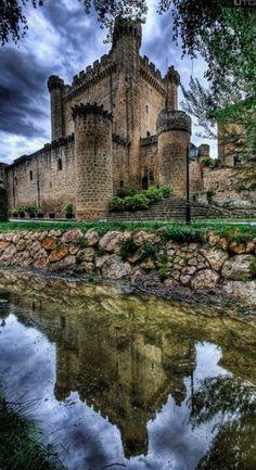 Castillo Sazajarra, La Rioja, Spain